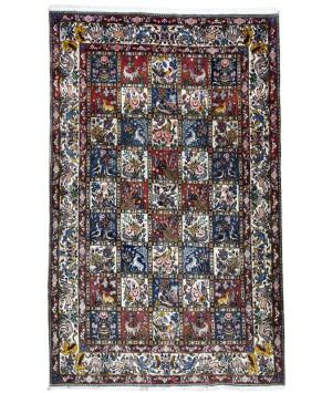 lavage tapis antique en laine nous la main de bakhtiar - Lavage Tapis